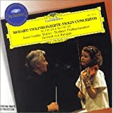"The Originals - Mozart (Violinkonzerte)von ""Anne-Sophie Mutter"""