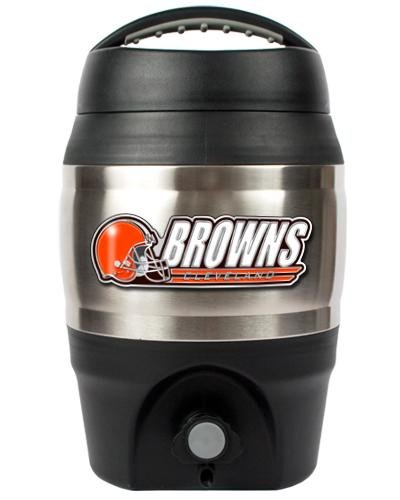 Nfl Cleveland Browns 1 Gallon Tailgate Keg