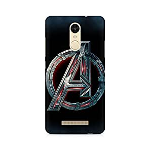 Ebby Avengers Age of Ultron Premium Printed Case For Xiaomi Redmi Note 3