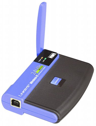 Linksys WUSB54G Wireless-G USB Adapter