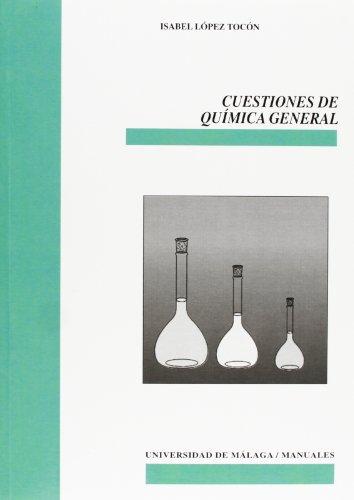Cuestiones de Química General (Manuales)