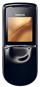 Nokia 8800 Handy Sirocco Edition dark