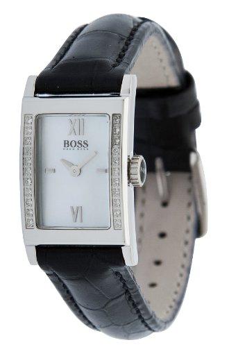 HUGO BOSS Damen Armbanduhr 22 Steinen 1502192 UVP: 455,00 €