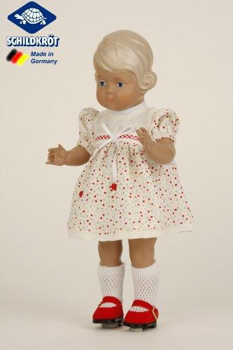 Schildkröt Puppe Inge 8825814 blonde Haare 25 cm