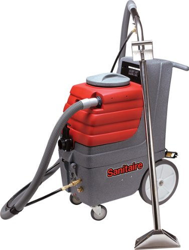 Sanitaire SC6080A Commercial Canister Carpet Extractor with 3 Stage Motor