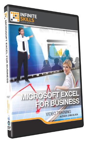 Microsoft Excel For Business - Training DVD
