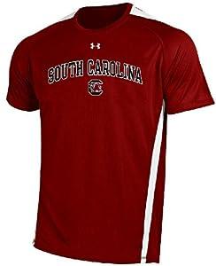 South Carolina Gamecocks Heat Gear Zone IV Shirt by Under Armour by UA