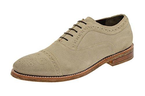 Gordon & Bros Business Schuhe Francesco grau sand