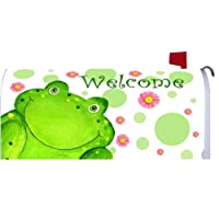 Welcome Frog 1517MM Magnetic Mailbox Cover Wrap