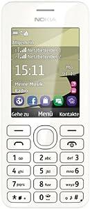 Nokia 206 Dual SIM (White)