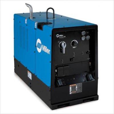 Big Blue 400 Engine Driven Welder / Generator, Diesel, 1- Phase, 20 - 500 Dc Type: Big Blue 400D Cc