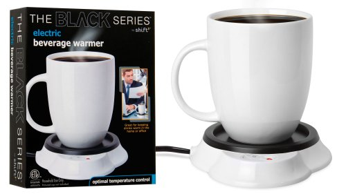 Big Save! Black Series Electric Beverage Warmer No Size by Shift