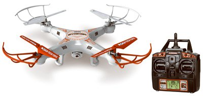 World Tech Toys 2.4 GHz 4.5 Channel Striker Spy Drone Picture & Vide