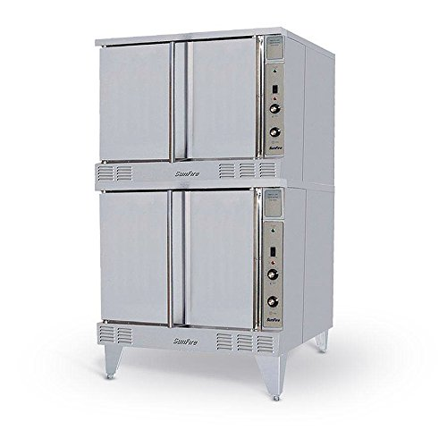 Garland Sco-Es-20S Double Deck Electric Convection Oven