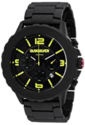 Quiksilver B-52 Watch (Black/Lime)