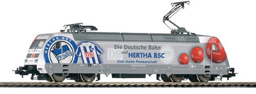 Piko 59445 DBAG BR101 Electric Loco Hertha BSC VI