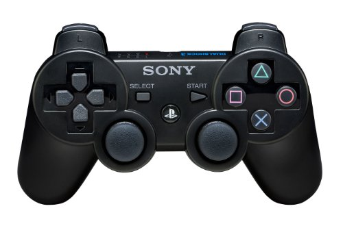 Buy PlayStation 3 Dualshock 3 Wireless Controller (Black)