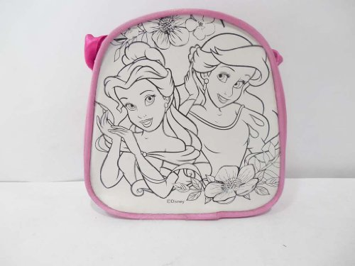 Disney Princess Color N Style Fashion Purse Activity - 1