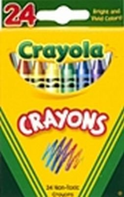 Crayola 24-Count (6-Pack)