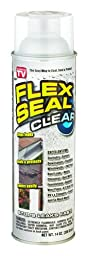 Flex Seal Clear - 6 cans