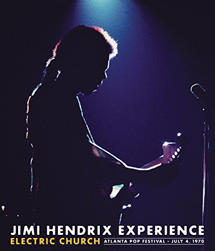 Jimi Hendrix - Jimi Hendrix Experience: Electric Church - Zortam Music