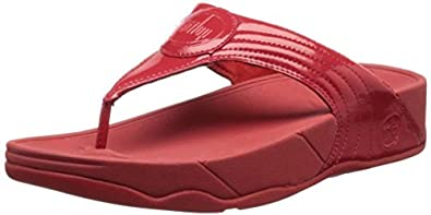 FitFlop Womens Walkstar™ III Sandal FF Red 8.5