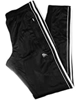 UGi Men's Athletic 3 Stripe Running Track Pants