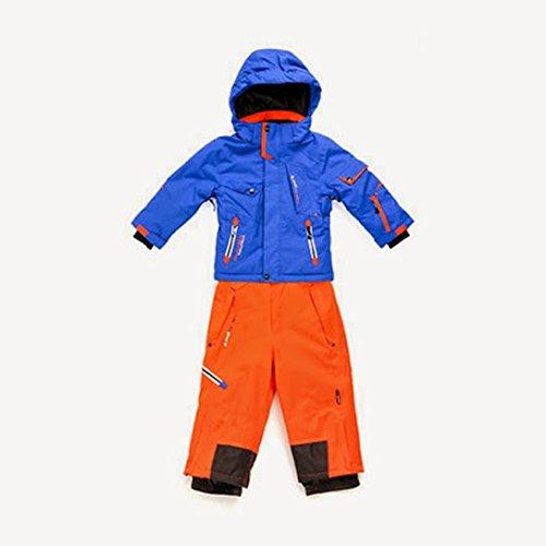 Peak Mountain – Skianzug Jungs 10/16 jahre ECOSMIC online bestellen