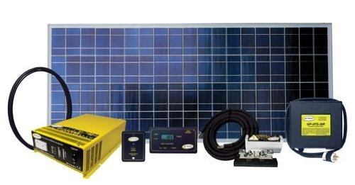 Go Power! Weekender SW Complete Solar and Inverter System