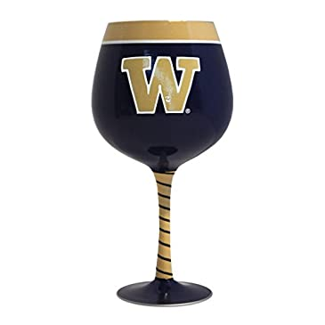 Artisan Wine Glass Washington Home Decor