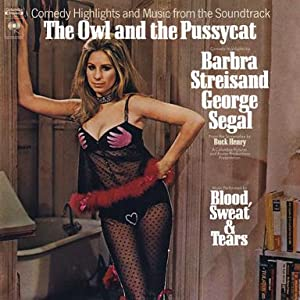 OWL AND THE PUSSYCAT (ORIGINAL SOUNDTRACK LP, 1970)