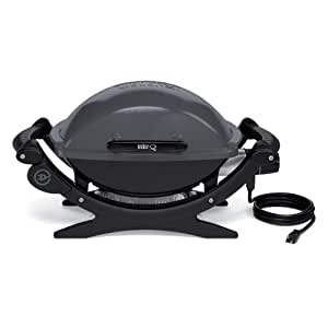 Weber 522001 Q-140 Portable 189-Square-Inch Electric Grill (Discontinued by Manufacturer)