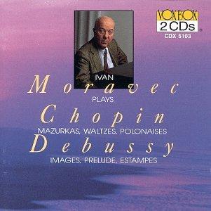 Plays Chopin & Debussy