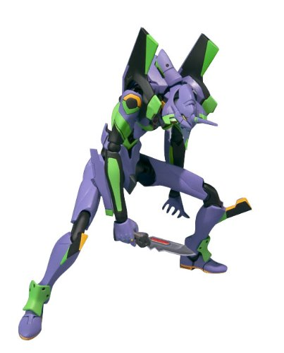 Neon Genesis Evangelion: Evangelion New Movie Ver Robot Spirits Figure [Toy]