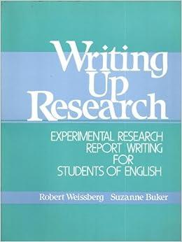 Write a Report - Plain English Campaign