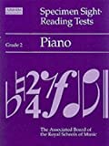 Specimen Sight-reading Tests: Grade 2: Piano