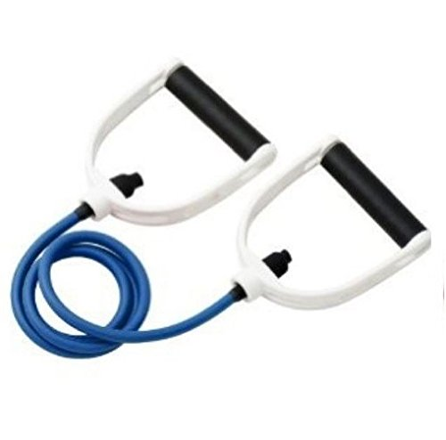 Champion Sports - Resistance Tubing, Heavy Resistance, Blue XT4 (DMi EA (Champion Resistance Band Heavy compare prices)
