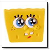 Spongebob Eyes Croc Charm Jibbitz Style