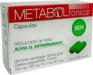 Amazon.com: Metaboltonics Sen Weight Control Relieves Constipation