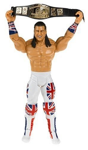 WWE Classic Superstars Series 7 Figure British Bulldog