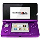 Nintendo 3DS Portable Gaming Console - Purple