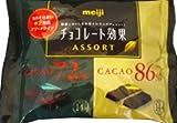 明治 チョコレート効果アソート袋 148g×15袋