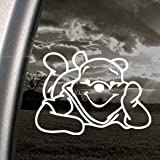 Winnie The Pooh Decal Car Truck Bumper Window Sticker