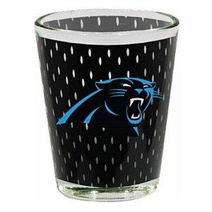 Carolina Panthers Jersey Shot Glass