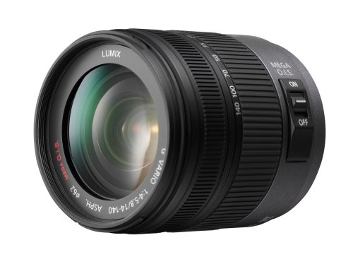 Panasonic Micro Four Thirds 14-140mm Zoom Lens Featuring Silent Design for HD Movie Recording