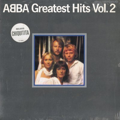 Abba - Greatest Hits Vol.2 - (Epic EPC 10017) - A2 - Zortam Music