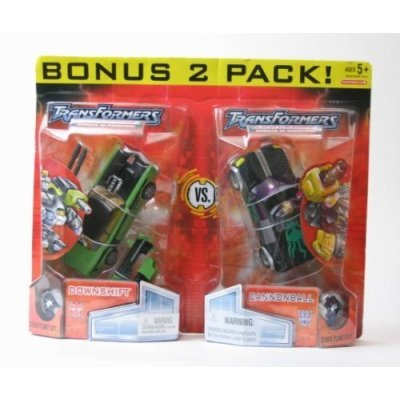 Transformers Universe Battle Pack, Downshift vs. Cannonball - Buy Transformers Universe Battle Pack, Downshift vs. Cannonball - Purchase Transformers Universe Battle Pack, Downshift vs. Cannonball (Transformers, Toys & Games,Categories,Action Figures,Collectibles)