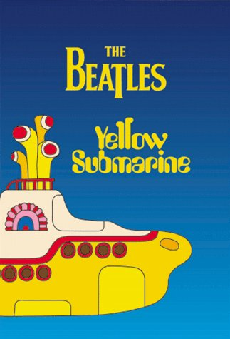 """The Beatles Polska: Trójwymiarowe """"Yellow Submarine"""" Roberta Zemeckisa"""