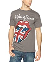 The Rolling Stone Union Jack Tongue - T-shirt - Manches courtes - Homme