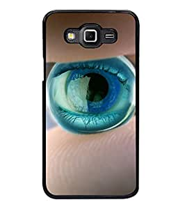 printtech Marble Eye Back Case Cover for Samsung Galaxy Grand 3 G720::Samsung Galaxy Grand Max G720